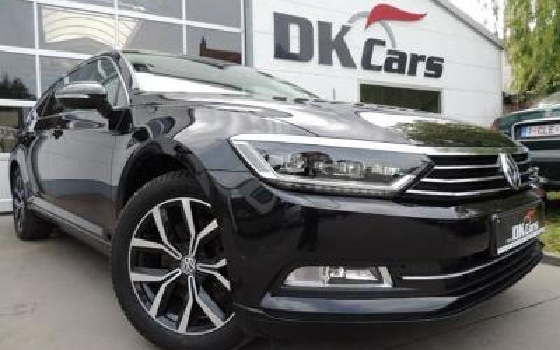 Volkswagen Passat Variant 1.4 TSI Comfortline DSG***Met garantie***